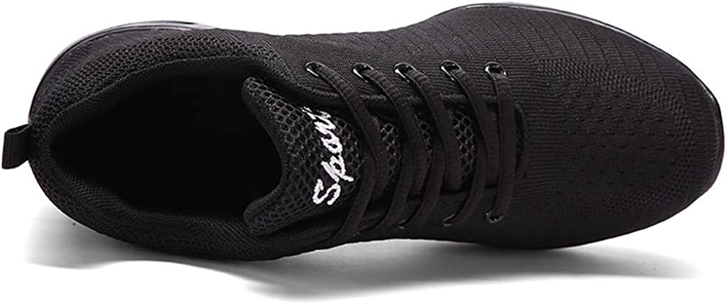 Miss Fortan Scarpe da Corsa Donna Scarpe da Ballo Moderne Jazz Sneakers Traspiranti Scarpe da Ginnastica Arrampicata Sportive AllAperto Escursionismo Sneakers 35-41