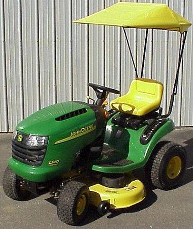 Original Tractor Cab Sunshade Fits John Deere D100, L100,...