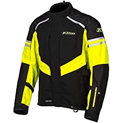 Klim Latitude'15 Men's MX Motorcycle Jacket - Hi-Vis/X-Large