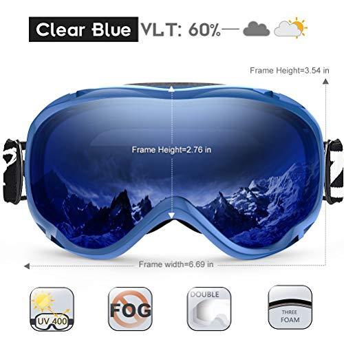 Buy snow goggles under 50