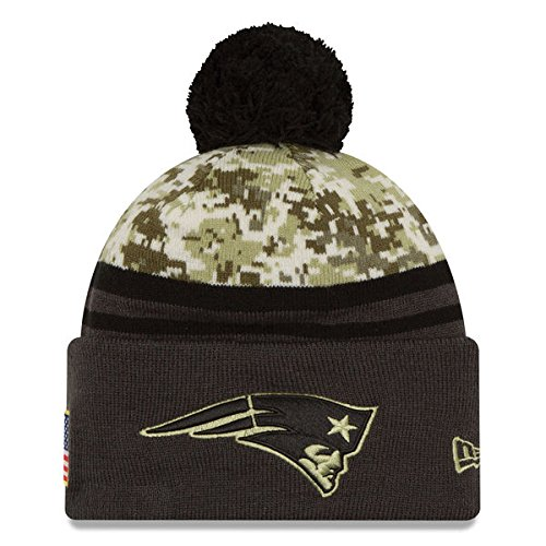 check out 2b57e 4d343 New England Patriots Salute To Service Camo Hat