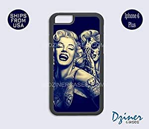 iPhone 6 Plus Case - Marilyn Monroe iPhone Cover by icecream design