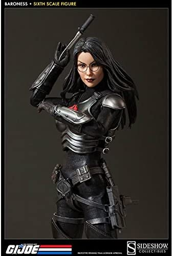 Sideshow Collectibles G.I Joe Baroness 1//6 Scale Figure by Sideshow