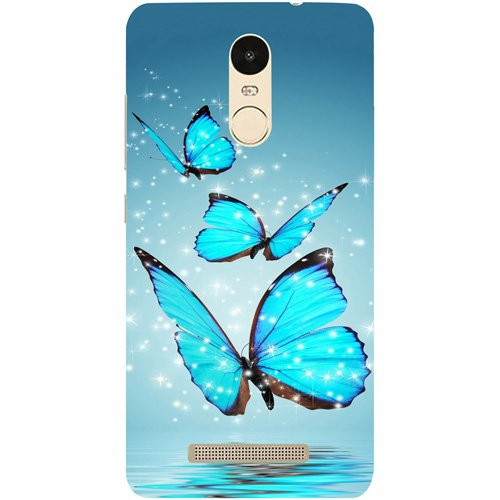 check out 76b8a c82e8 Casotec Flying Butterflies Design Hard Back Case Cover: Amazon.in ...