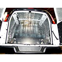 HushMat 599005 Sound and Thermal Insulation Kit (2015 Sprinter 2500 Cabin Roof)