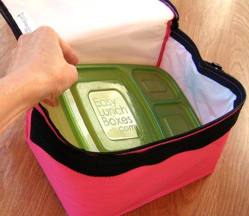 EasyLunchboxes 3-Compartment Bento Lunch Box ... & EasyLunchboxes 3-Compartment Bento Lunch Box Containers Set of 4 ... Aboutintivar.Com