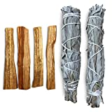 White Sage & Palo Santo - Quality Smudge Kit Refill Pack