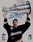 Ryan Getzlaf Signed 8x10 Stanley Cup Anaheim Ducks Photo OC Dugout Hologram (OC1)