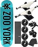 zoo york trucks - Zoo York Skateboards Photo Incentive Midnight Skateboard 8