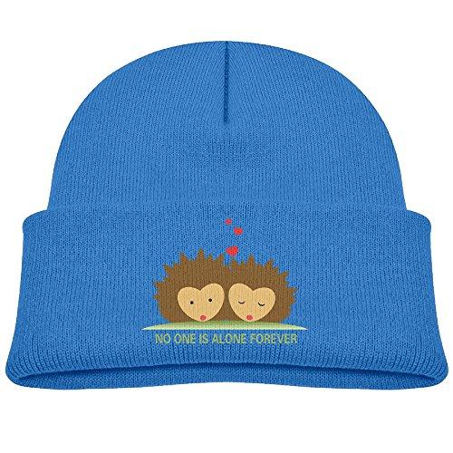 Free Hugs Bear Costume (WQ UNIQUE Winter Warm Cap Youth Hedgehugs-Free Hug Fashion)