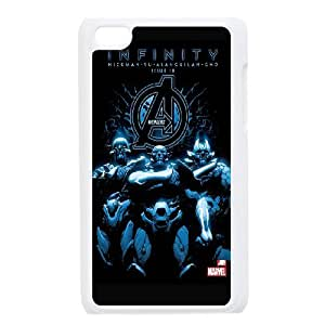 Ipod Touch 4 Phone Case The Avengers SA83689
