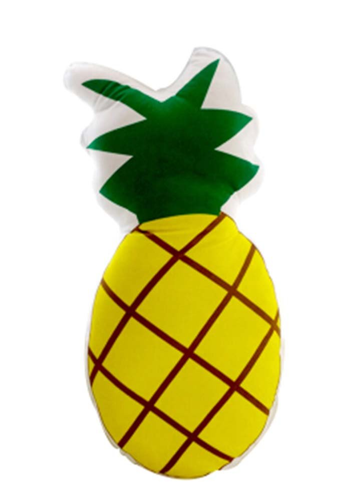Blancho Yellow Pineapple Maternity Cushion Body Pillow Plush Toys Gift Creative Fruit Blancho Bedding