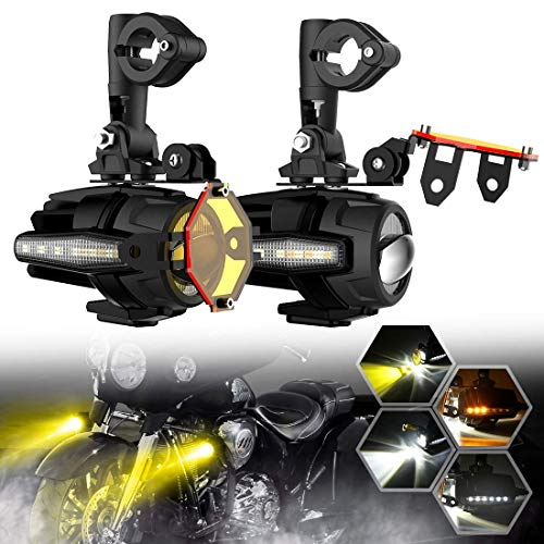 Top 10 recommendation motorcycle driving lights with turn signals