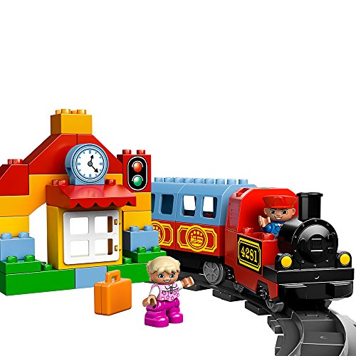 lego duplo town my first train set 10507 import it all. Black Bedroom Furniture Sets. Home Design Ideas