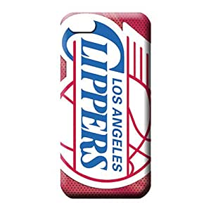 iphone 6plus 6p Proof PC style mobile phone carrying skins los angeles clippers nba basketball