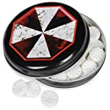 Resident Evil Candy Tin Umbrella Corporation Outbreak Mints