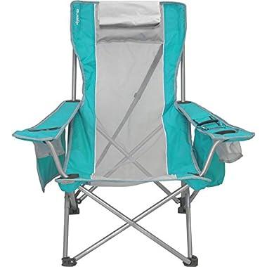 Kijaro Coast Beach Sling Chair, Ionian Turquoise