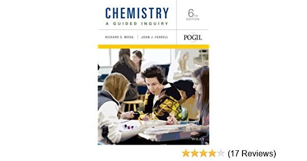 Chemistry a guided inquiry 6th edition 6 richard s moog john j chemistry a guided inquiry 6th edition 6 richard s moog john j farrell amazon fandeluxe Image collections