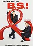 Penn & Teller: Bullsh*t!: Eight Season Pack [DVD]