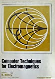 Computer Techniques for Electromagnetics, Raj Mittra, 0080168884