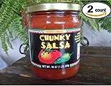 Trader Joe's - CHUNKY SALSA Net Wt 16 Oz - 2-PACK