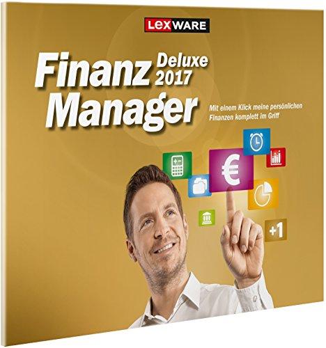 Lexware FinanzManager Deluxe 2017 (Frustfreie Verpackung)