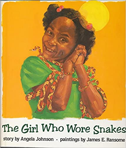 The Girl who Wore Snake