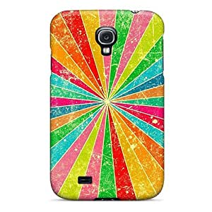 LusKnmd4184jbLdR Case Cover Protector For Galaxy S4 Rainbow Case