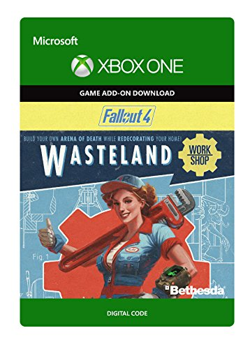 Fallout 4: Wasteland Workshop - Xbox One Digital Code