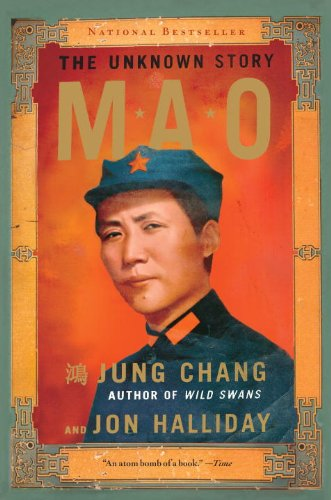 Mao: The Unknown Story cover