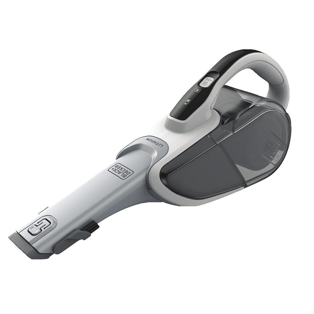 BLACK+DECKER HHVJ315JD10 Cordless Lithium Hand Vacuum, Powder White, 10.8V