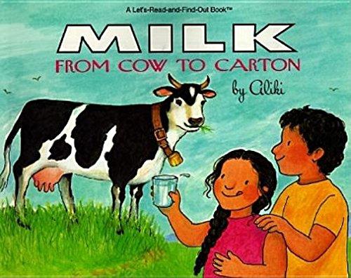 Milk from Cow to Carton[MILK FROM COW TO CARTON REV/E][Paperback]