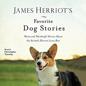 James Herriot's Favorite Dog Stories Hörbuch