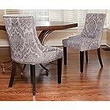 McKenzie Dining Chair 2-pack (Grey)