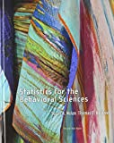 Statistics for the Behavioral Sciences and LaunchPad 6 Month Access Card 3rd Edition