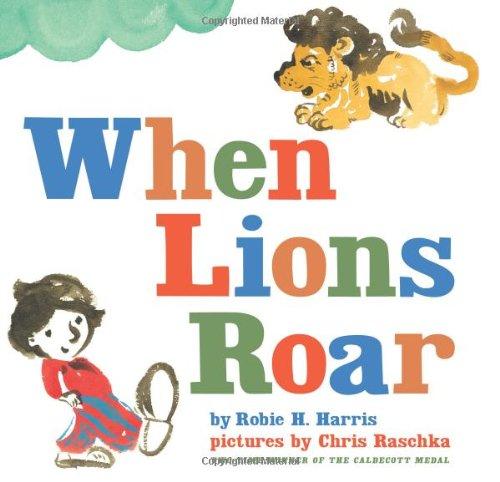 Roar Picture Lion (When Lions Roar)