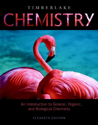Chemistry: An Introduction to General, Organic, and Biological Chemistry Plus MasteringChemistry with eText -- Access Ca