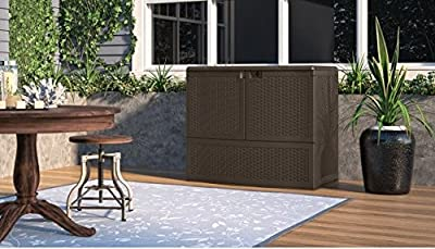 Gardening and Lawn Care-Storage Containers-Premium® Suncast Backyard Oasis Station