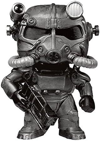 Funko – 49 – Pop – Fallout – Black Power Armor – Edition Limitada: Amazon.es: Juguetes y juegos