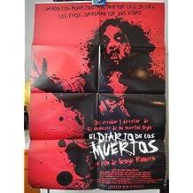 Original Argentine Movie Poster George A Romero Diary Of The Dead Diario De Los Muertos Michelle Morgan