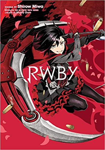 Amazon com: RWBY (9781421595122): Shirow Miwa, Rooster Teeth