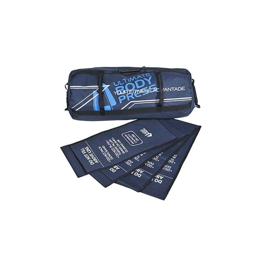 c574d223cd Ultimate Body Press Exercise Sandbag with Filler Bags - Lifestyle ...