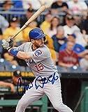 Autographed Chris Denorfia Photo - Chicago Cubs 8x10 W Coa - Autographed MLB Photos