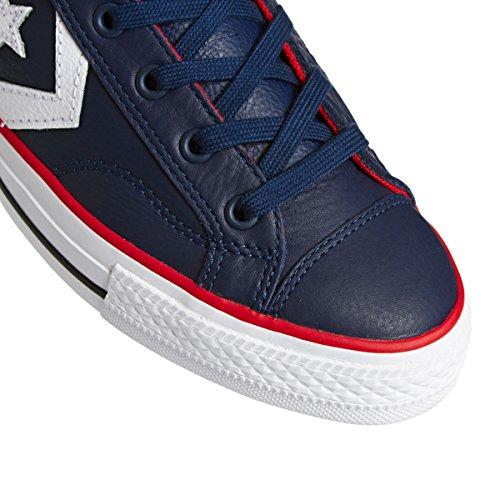 Uomo scarpa sportiva, color Blu , marca CONVERSE, modelo Uomo Scarpa Sportiva CONVERSE STAR PLAYER OX Blu Azul