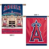 LA Angels Two Sided House Flag
