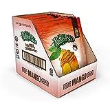 Natural Sins Crispy Mango Chips Mango 1 Ounce Bag (6 Pack), Lightly Sweetened Mango Chips, Vegan, Salt- Oil-Gluten-Free, Paleo-Friendly, Snack Food, Dried Mango Chips For Sale