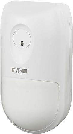 Eaton 104921 Sensor infrarrojo pasivo (PIR) Inalámbrico detector de movimiento - Sensor de movimiento