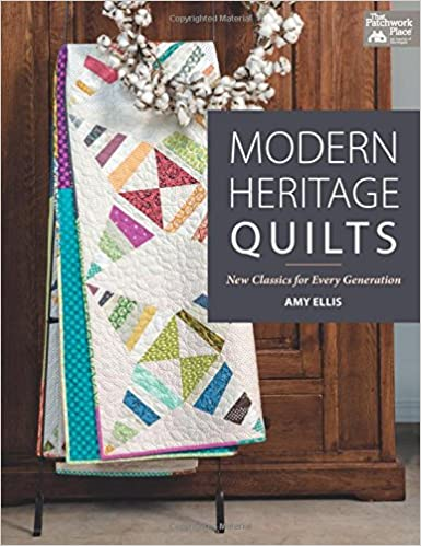 Modern Heritage Quilts: New Classics for Every Generation: Amy ... : quilt books amazon - Adamdwight.com