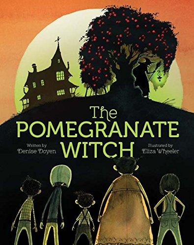 The Pomegranate Witch (Pomegranate Twist)
