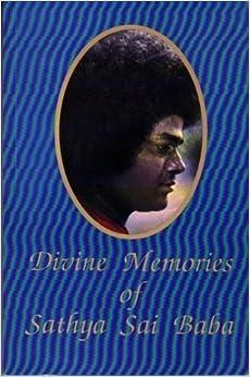Divine Memories of Sathya Sai Baba by Diana Baskin (1990-03-03)
